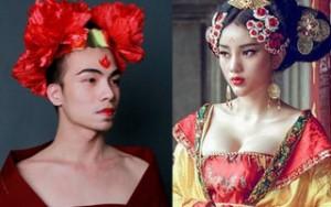 Ngôi sao điện ảnh - Sao Việt đua nhau làm Võ Tắc Thiên