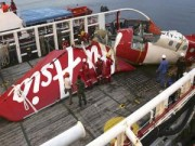 Video An ninh - Máy bay QZ8501 có thể đã nổ tung trước khi rơi xuống biển