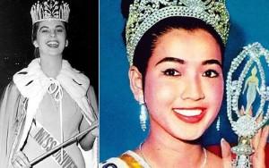 Thời trang - Vẫn giành vương miện Hoa hậu Hoàn vũ dù chỉ cao 1m62