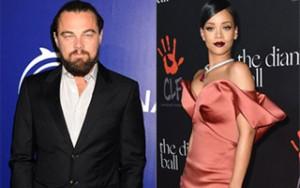 Ngôi sao điện ảnh - Rộ tin Leonardo DiCaprio hẹn hò Rihanna