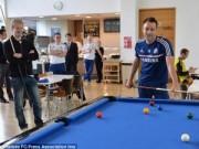 Clip Đặc Sắc - Bỏ xem QBV, Terry đi cổ vũ cơ thủ số 1 snooker