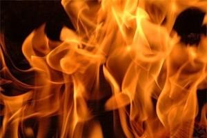 An ninh Xã hội - Giận chồng, tưới xăng đốt chết con