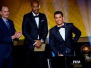 Bóng đá - Tranh cãi quanh tiếng hét của Ronaldo khi nhận QBV