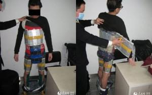 An ninh Xã hội - Hồng Kông: Dán gần 100 chiếc iPhone trên người để buôn lậu
