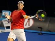 Thể thao - Nadal, Djokovic... ráo riết tập luyện tại Úc