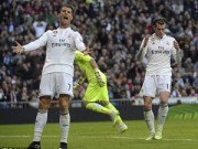 """Bóng đá Pháp - Tin HOT tối 13/1: Ronaldo """"bênh"""" Bale."""