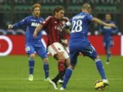 Bóng đá Ý - Milan - Sassuolo: Đòi nợ thành công