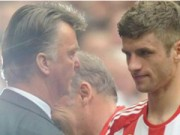 """Tin chuyển nhượng - Muller """"bật đèn xanh"""" cho M.U"""