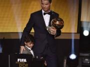 Bóng đá - Tiết lộ: Con trai Ronaldo là fan hâm mộ Messi