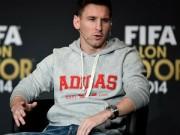 """Ngôi sao bóng đá - Messi sẽ còn tiếp tục """"sóng gió"""" với HLV Enrique"""