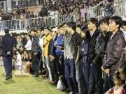 """Tin bên lề bóng đá - HAGL lại lo vỡ sân Pleiku khi CĐV Thanh Hoá """"đổ bộ"""""""