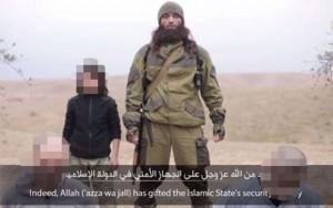"""Tin tức trong ngày - IS tung video chiến binh nhí hành quyết """"các điệp viên"""" Nga"""