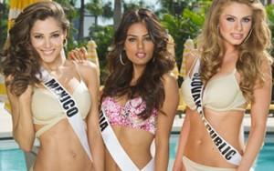 Người mẫu - Hoa hậu - Rò rỉ clip tả thực đường cong nóng bỏng của HHHV 2015