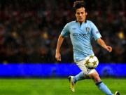 """Bóng đá Ngoại hạng Anh - Man City: Khi Silva cần người """"chia lửa"""""""