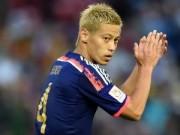 Bóng đá Tây Ban Nha - Ngôi sao Nhật Bản tự tin bắt kịp trình độ của Ronaldo