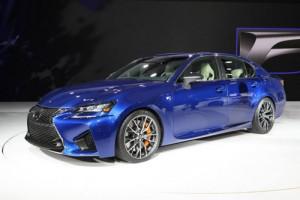 Ô tô - Xe máy - Lexus GS F trình làng: BMW M6 hãy dè chừng