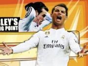 """Bóng đá - Real cần Bale """"ích kỷ"""" như Ronaldo"""