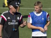 Bóng đá - Thầy trò Ancelotti tự tin ngược dòng trước Atletico