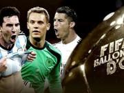 Bóng đá - Những ứng cử viên QBV mới hậu Messi, Ronaldo