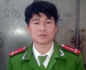 Tin tức Việt Nam - Thượng úy công an quên mình cứu người trong đêm