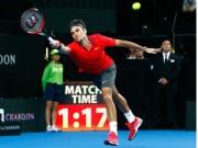 """Tennis - Federer sẽ kéo dài """"tuổi thọ"""" nhờ Fast4"""