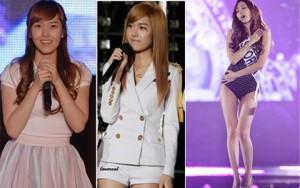Giảm cân - Những màn giảm cân bất ngờ của ca sĩ Hàn Quốc