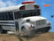 An ninh thế giới - Mỹ: Xe chở tù nhân lao khỏi đường cao tốc, 10 người tử nạn