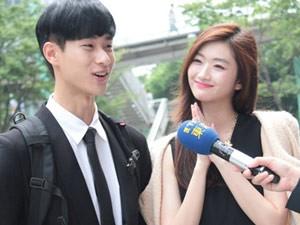 Bản sao  cụ giáo  xứ Đài tấn công truyền hình Hàn Quốc