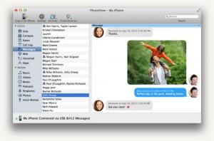Tin học văn phòng - PhoneView: Sao lưu dữ liệu giữa iPhone, iPad, iPod và MacBook