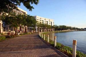 Tin tức trong ngày - Wi-Fi miễn phí ở TP.HCM: Đã phủ sóng Hồ Bán Nguyệt