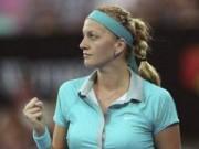 Thể thao - Tin HOT 15/1: Kvitova vào chung kết Sydney