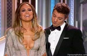 """Sao ngoại-sao nội - Jennifer Lopez hớ hênh trước sao """"Biệt đội siêu anh hùng"""""""