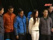 Video An ninh - Bắt khẩn cấp 6 nghi phạm tại sàn vàng ảo HGI