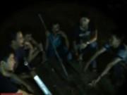 Video An ninh - Cuộc hỗn chiến giữa đêm như phim hành động