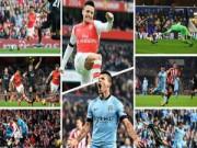 """Bóng đá - Man City gặp Arsenal: """"Thần công"""" Nam Mỹ đọ súng"""