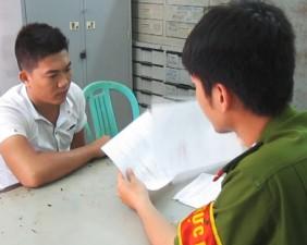 An ninh Xã hội - Tự xưng phóng viên HTV để lừa đảo