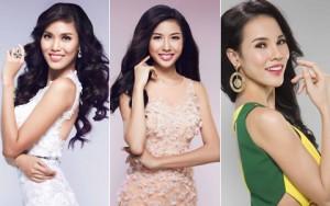 Thời trang bốn mùa - Top 3 lò luyện hoa hậu đẹp rạng rỡ sau khi đăng quang