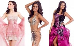 Váy - Đầm - Những bộ váy dạ hội thất bại tại Hoa hậu Hoàn vũ 2015