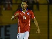 Bóng đá Ngoại hạng Anh - Sút phạt thần sầu, tài năng trẻ Chile gây chú ý với Mourinho