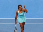 """Thể thao - Tin HOT 17/1: """"Serena sẽ thắng miễn là cô ấy muốn"""""""