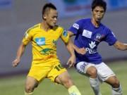 Bóng đá Việt Nam - HAGL - Thanh Hóa: Ngược dòng quả cảm