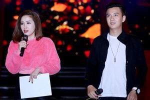 Ca nhạc - MTV - Bảo Thy căng thẳng khi tập hát cùng Ngô Kiến Huy