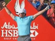 Clip Đặc Sắc - Golf: Lần đầu tiên McIlroy đánh 1 gậy trúng lỗ