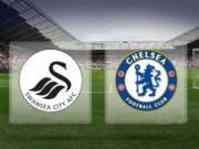 Video bàn thắng - TRỰC TIẾP Swansea - Chelsea: Không thể chống đỡ (KT)