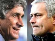 "Bóng đá - HLV Pellegrini ""phản pháo"" Mourinho"
