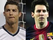 """Tin vắn bóng đá - Tin HOT tối 17/1: Ronaldo """"ích kỷ"""" hơn Messi"""