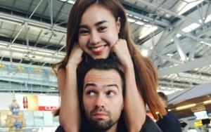 Ca nhạc - MTV - Lan Ngọc tình cảm với bạn nhảy ở Thái Lan