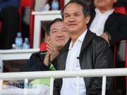 """Bóng đá - HAGL thua Thanh Hoá, bầu Đức vẫn """"sướng"""""""
