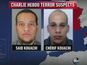 Pháp bí mật chôn thủ phạm vụ xả súng ở Paris