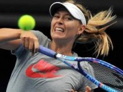 "Tennis - Australian Open: Sharapova ""hăng máu"", Murray cẩn trọng"